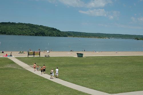 mounds beach