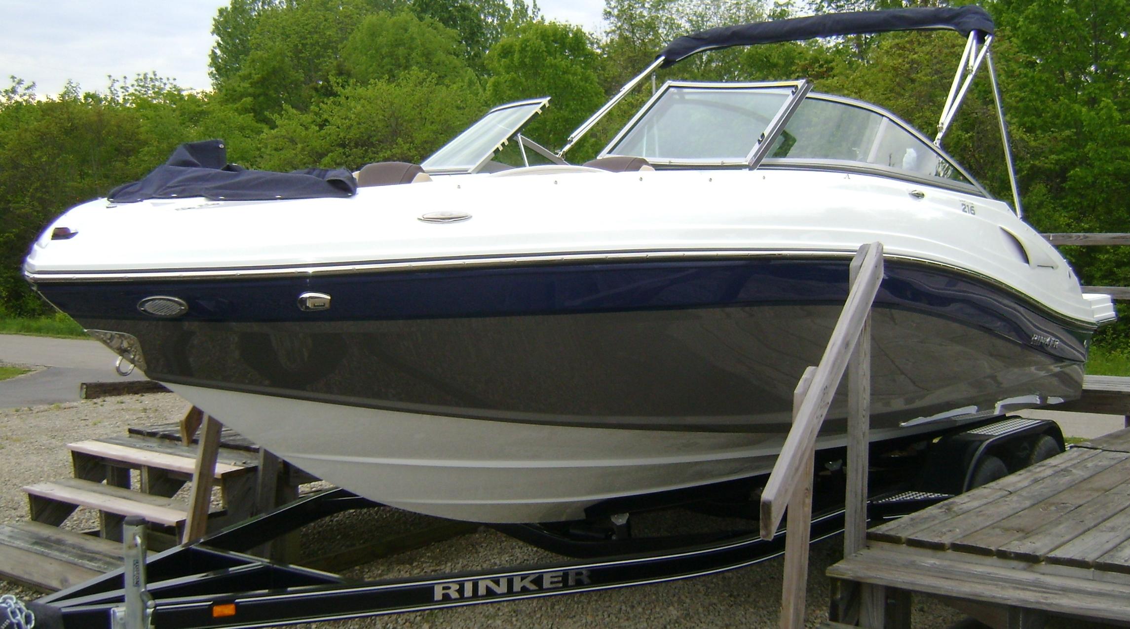 2016 Rinker 216 Captiva Kent S Harbor Inc