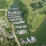 Marina Overhead Photo